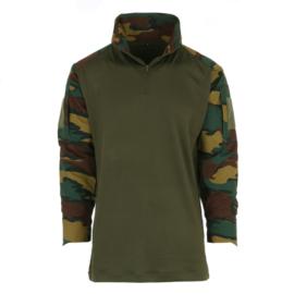 UBAC Underbody Armor combat  shirt  - Belgische leger camo jigsaw