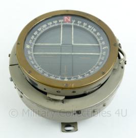 WW2 British vliegtuig kompas P10 RAF compass no. 401 - 14x14x8,5 cm- origineel