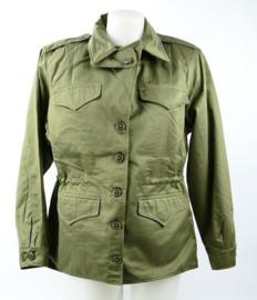 WO2 US Dames WAC M43 Field Jacket Women- size 38 tm. 48