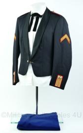 Korps Mariniers Adelborst dames uniformset - maat 38 - origineel