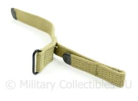 WO2 US Army assault vest quick release strap Khaki - 27 x 2,5 x 1,5 cm - replica