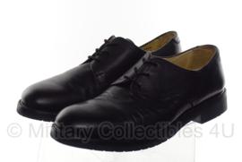 """KL DT nette schoenen """"DEFENSIE"""" Van Lier - gebruikt - maat 285b= 44,5 breed"""