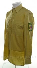 Polizei overhemd lange mouw Landespolizei Mecklenburg-Vorpommern - meerdere maten - origineel