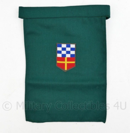 KL Nederlandse leger halsdoek Korps Nationale Reserve NATRES - groen - origineel