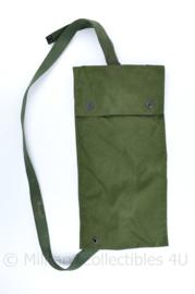 Nederlands leger en Korps Mariniers groene MAG geweer tas - 50 x 24,5 cm - origineel
