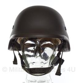 KL leger composiet helm - helemaal nieuw in de verpakking - maat S - origineel