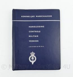 Kmar Koninklijke Marechaussee handleiding controle militair personeel - VS 19-4 - origineel