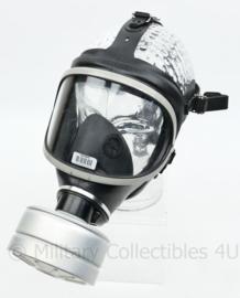 Nederlands ME gasmasker met filter - merk Draeger - origineel
