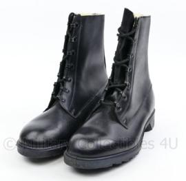 Nederlands leger gevoerde KLU luchtmacht schoenen - vorig model -Maat 40B = 255B - ONGEDRAGEN - origineel