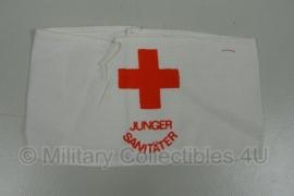 Wite DDR armband - Junger Sanitäter - origineel