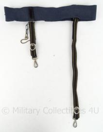 KM Koninklijke Marine koppel met dolk draagstel - 94cm - origineel