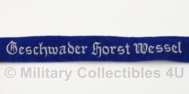 Cufftitle Luftwaffe Geschwader Horst Wessel