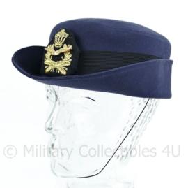 Klu Luchtmacht Dames hoed - nieuwste huidige model - officier - maat 57 - origineel