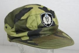 Griekse camo politie cap - Art. 522 - origineel