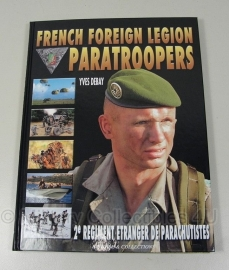 French foreign Legion paratroopers  Legion Étrangére