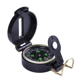 US WO2 engineer model kompas - zwart kunststof