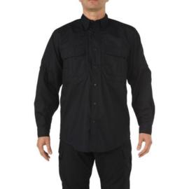 5.11 TacLite Pro Covert LS shirt Black overhemd zwart lange mouw - maat Small Regular - als nieuw