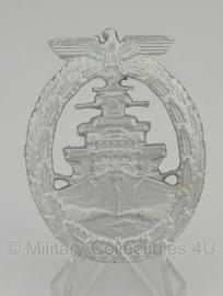 Kriegsmarine Flottenkriegs Abzeichen - goedkope uitvoering