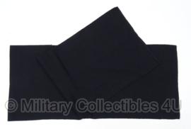 KL Nederlandse leger DT das - zwart - nieuw in verpakking - origineel