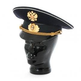 Russische marine officiers pet ongebruikt - maat 56 - origineel