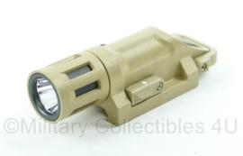 B & T weapon light gen II met infrarood functie - Coyote - topstaat! - werkend - origineel