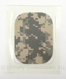 US Army Team Soldier acu camo reparatie setje - afmeting 10 x 7 cm - origineel