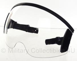 F16 visier - helder - Gentex - gebruikt - origineel
