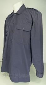 KMAR Marechaussee overhemd lange mouw model 2008! LICHT tot ongebruikt   - 6080/9500 - origineel