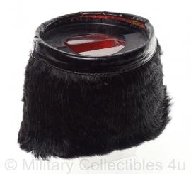 Zwarte berenmuts incompleet - maat 56 - origineel