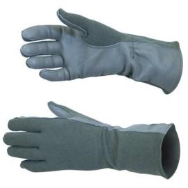 US NOMEX Gloves, Flyer`s, summer, type GS/FRP-2 - nieuw  - maat 9 - origineel