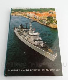 """Koninklijke Marine Jaarboek 1993"""" - origineel"""