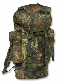 Bundeswehr Rugzak flecktarn 35L