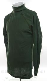KLU Koninklijke Luchtmacht  UNDERSHIRT,FLYER'S brandwerend Hemd sage green - meerdere maten - origineel