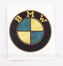BMW helm decal verouderd BL009