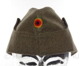 BW Bundeswehr schuitje jaren 60 - maat 54 of 56 - origineel