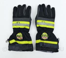 Brandweer handschoenen - merk Seiz Fire Fighter met Goretex - maat 12  - origineel