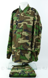 Korps Mariniers BDU Jungle uniform jas en broek - maat Medium-Regular - licht gedragen - origineel