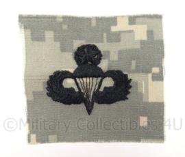 US Army ACU Camo Master Parawing  embleem - origineel
