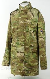 KL Multicamo Parka - met voering - maat 48 tm. 54 - origineel Korps Mariniers en Korps Commando troepen