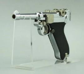 Universele pistool of revolver standaard van plexiglas