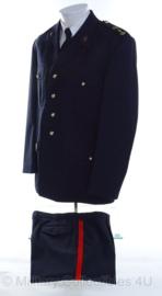 Korps Mariniers uniform jas met broek 1980 - met insgines - maat 46 - origineel
