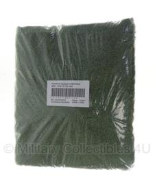 KL Nederlandse Leger handdoek SAGEGREEN - nieuw in verpakking - 60 x 110 cm - origineel