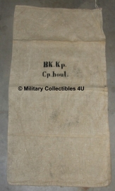 Jute zak - Back kompanie - 60 x 120 cm - origineel