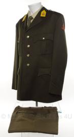 KL DT uniform jas en broek - regiment technische troepen - maat 56 - origineel