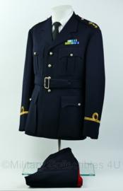 Korps Mariniers Barathea set met veel onderscheidingen - Zeldzaam - Maat 50 -  Origineel