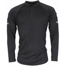 Britse Politie POLICE shirt met schouderstukken op de bovenarmen - lange mouw - maat Medium - origineel