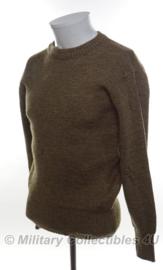Franse Wollen trui - origineel 1945 !-  98 cm