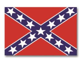 Vlag Rebel Zuidstaten