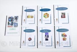 Handboeken en instructiekaarten