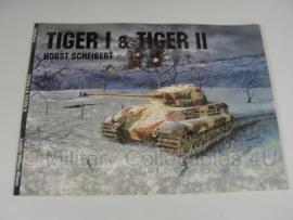 Boekje Tiger I & Tiger II